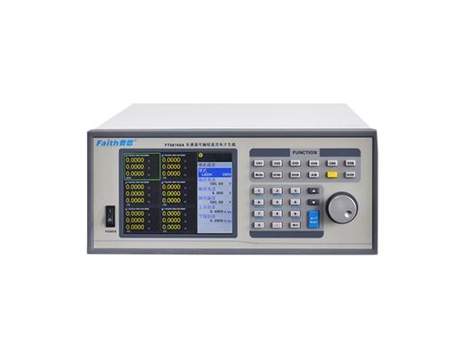 FT66100A系列多通道电子负载(6通道位300W/600W,80V/500V)