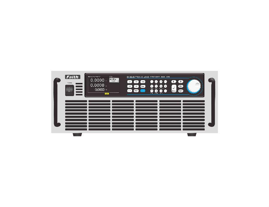 FT68200A/E系列超大功率电子负载(6kW~60kW)