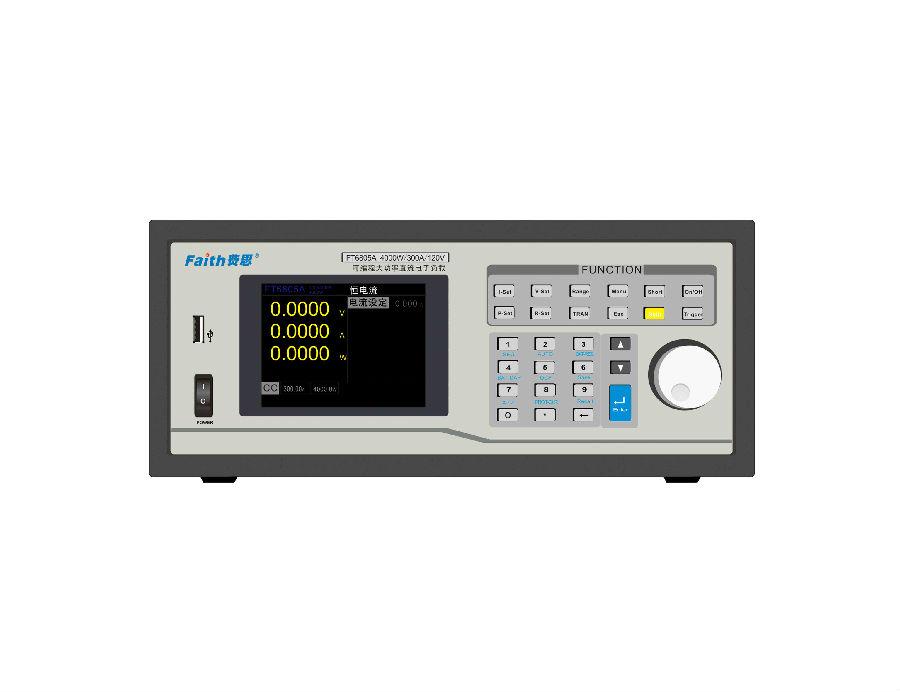 FT6400N&FT6800N超低电压大电流直流电子负载(0.2V@1200A)